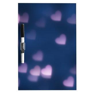 hearts-1198-eop dry erase board