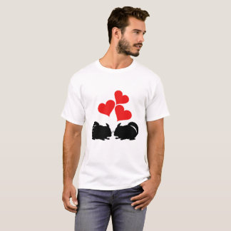 Hearts & Chinchillas T-Shirt