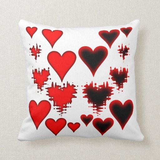 Hearts Pillows