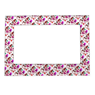Hearts Magnetic Frame
