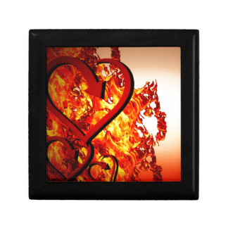 Hearts on fire gift box
