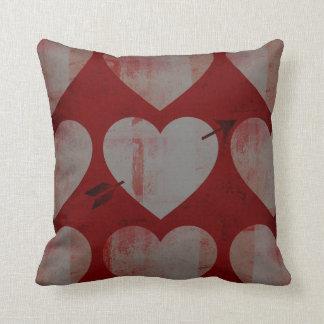 Hearts - pillow