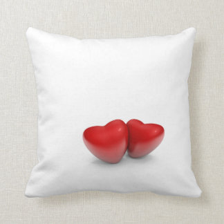 Hearts pillow