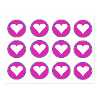 Hearts Together The MUSEUM Zazzle Gifts Post Cards