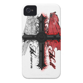 Heaven and Hell Case-Mate iPhone 4 Case