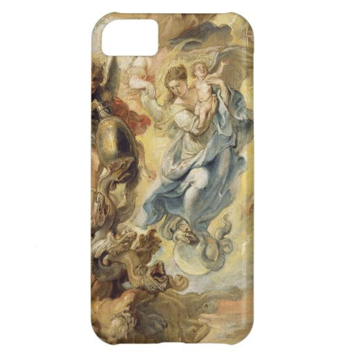 Heaven and Hell iPhone 5C Case