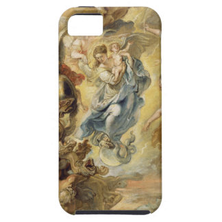 Heaven and Hell iPhone 5 Covers