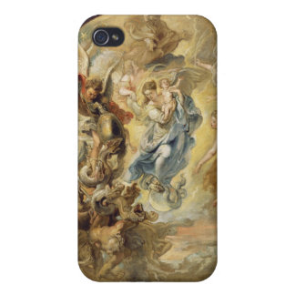 Heaven and Hell Covers For iPhone 4