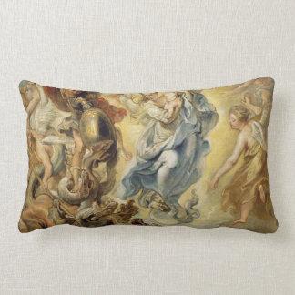 Heaven and Hell Lumbar Pillow