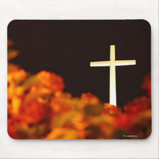 Heaven and Hell Mouse Pad