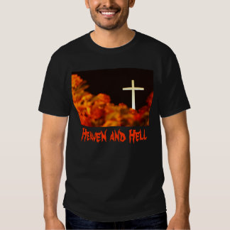 Heaven and Hell T-shirts