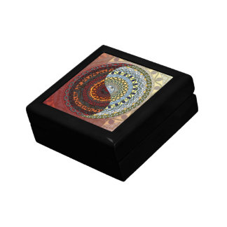 Heaven and Hell Tile Box Small Square Gift Box