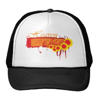 Heaven or Hell? Trucker Hats