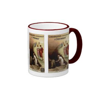 Heaven or Hell Vintage Advertisement Coffee Mug