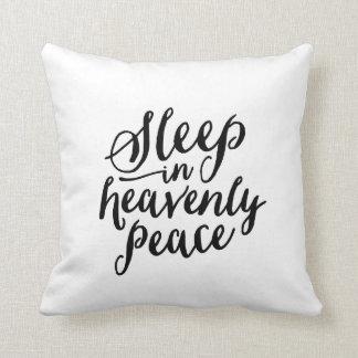 Heavenly Peace | Throw Pillow