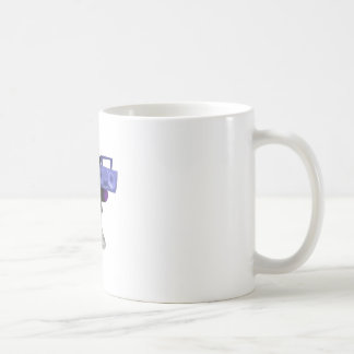 Heavy Drizzle Basic White Mug