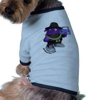 Heavy Drizzle Ringer Dog Shirt