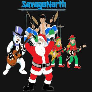 Heavy Metal Christmas.Heavy Metal Christmas Clothing Apparel Shoes More