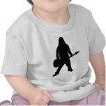heavy metal guitar player shirt