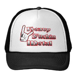 Heavy Metal Hat