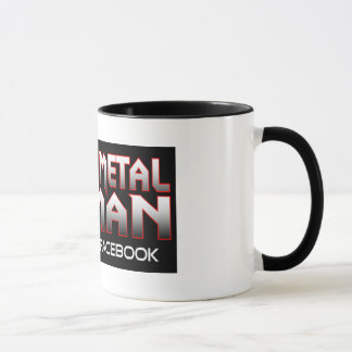 Heavy Metal Hitman Mug