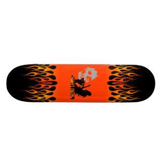 Heavy Metal Skateboard