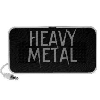 Heavy Metal Travel Speaker