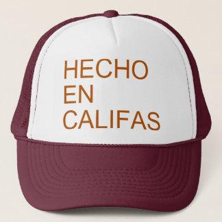 Hecho en Califas Trucker Hat