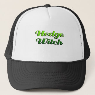 hedge witch trucker hat