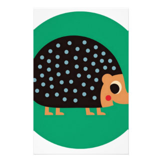 hedgehog_2 stationery