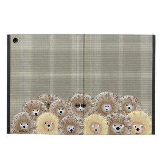 Hedgehog Party iPad Air Case