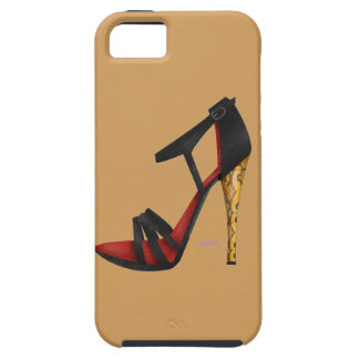 Heeled Evening Sandal iPhone SE+ 5/5s Case