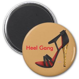 Heeled Evening Sandal Magnet