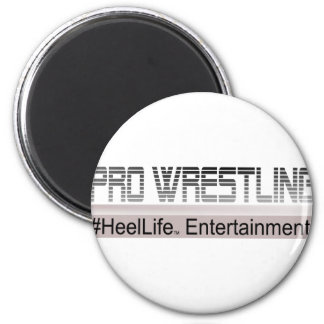 #HeelLife 6 Cm Round Magnet