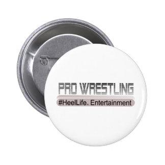 #HeelLife 6 Cm Round Badge