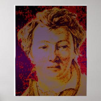 Heinrich Heine Print