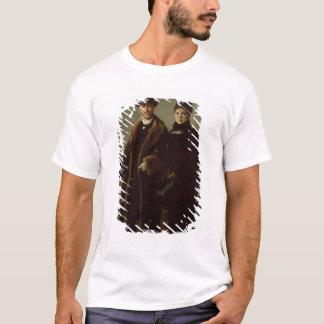 Heinrich Schliemann  and his Wife T-Shirt