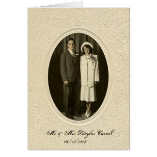 Heirloom Mini Folio Card