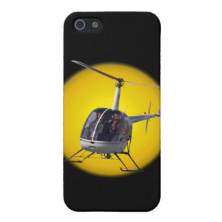 Helicopter iPhone 5 Case Cool Chopper Pilot Cases