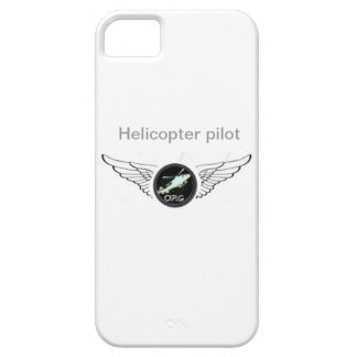 Helicopter pilot iPhone 5 case