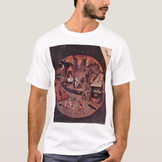 Hell Details: Punishment Of The Seven Deadly Sins T-Shirt