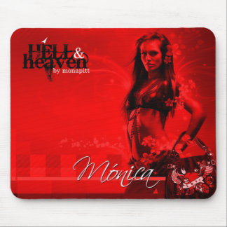 Hell&Heaven Mónica Mouse Pads