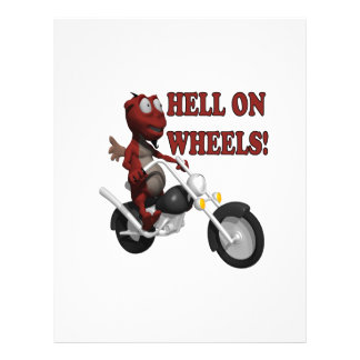 Hell On Wheels Flyers