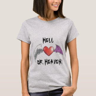 Hell t-shirt or Heaven