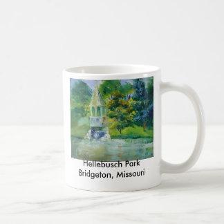 Hellebusch Park Bridgeton, Mo Coffee Mug