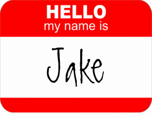 The Name Jake Gifts on Zazzle NZ