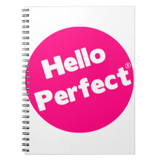 Hello Perfect Notebook