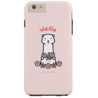 Hello, Shiro Yuki. iPhone 6 Plus Case