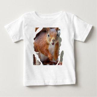 Hello Squirrel - Photography Jean Louis Glineur Baby T-Shirt
