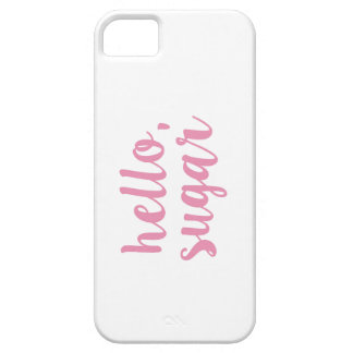Hello Sugar phone case